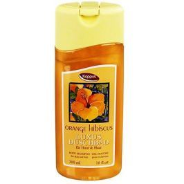 Kappus Orange Hibiscus - Ibišek 2v1 sprchový gel 300 ml