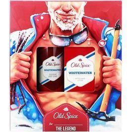 Old Spice White Water deodorant spej 150 ml + voda po holení 100 ml, kosmetická sada