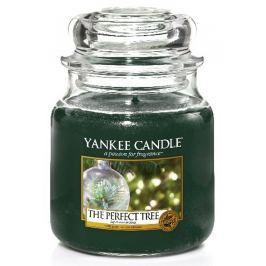 Yankee Candle Perfect Tree - Dokonalý stromek vonná svíčka Classic střední sklo 411 g