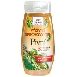 Bione Cosmetics Pivní výživný sprchový gel 250 ml