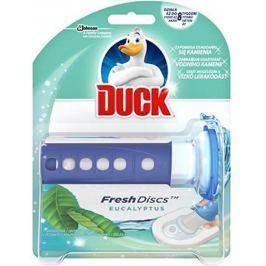 Duck Fresh Discs Active Eucalyptus WC gel pro hygienickou čistotu a svěžest Vaší toalety 36 ml