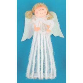 Anděl v sukni na postavení 20 cm č.2