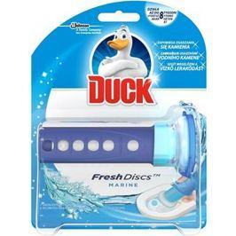 Duck Fresh Discs Mořská vůně WC gel pro hygienickou čistotu a svěžest Vaší toalety 36 ml