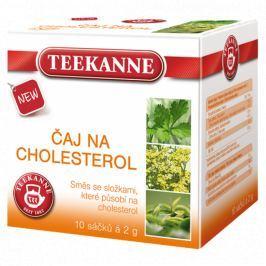 Teekanne Cholesterol bylinný čaj nálevové sáčky 10 x 2 g