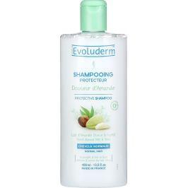 Evoluderm Douceur Amande ochranný šampon pro normální vlasy s mandlovým mlékem 400 ml