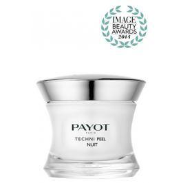Payot Techni Peel Nuit Peelingová péče opravující povrch pleti noční krém 50 ml