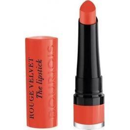 Bourjois Rouge Velvet The Lipstick rtěnka 06 Abrico Dabra 2,4 g