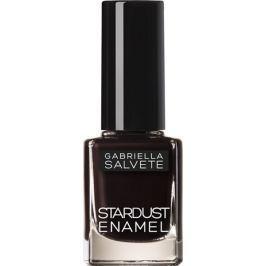 Gabriella Salvete Stardust Enamel lak na nehty 02 Deep Violet 11 ml