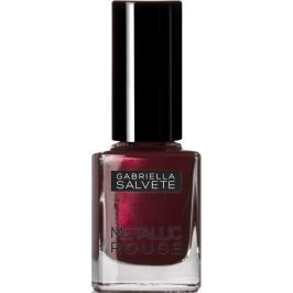 Gabriella Salvete Metallic Rouge Enamel lak na nehty 03 Glam Rouge 11 ml