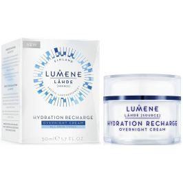Lumene Source Hydration Recharge hydratační noční krém pro všechny typy pleti 50 ml
