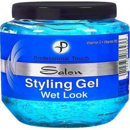 Salon Professional Touch Styling Gel Wet Look gel na vlasy 250 ml