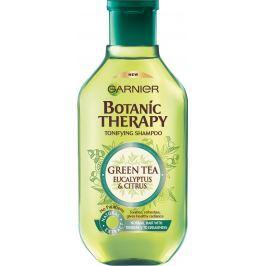 Garnier Botanic Therapy Green Tea, Eucalytus & Citrus šampon pro rychle se mastící vlasy 250 ml