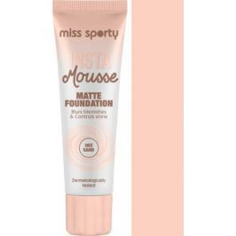 Miss Sporty Insta Mousse Matte Foundation make-up 002 Sand 30 ml