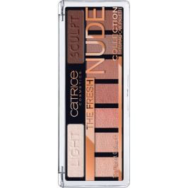Catrice The Fresh Nude Collection Eyeshadow Palette paleta očních stínů 010 Newly Nude 10 g