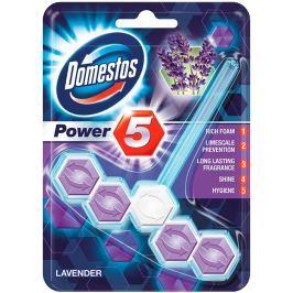 Domestos Power 5 Lavender Wc tuhý blok 55 g