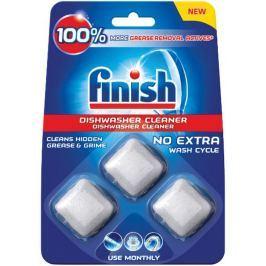 Finish Kapsle na čištění myčky 3 x 17 g