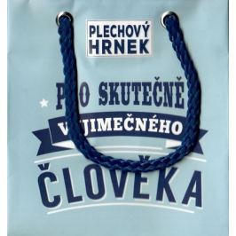 Albi Dárková taška na plechový hrnek 11,5 x 12,5 cm