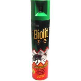 Biolit Unscented proti komárům a mouchám bez přidané vůně sprej 400 ml