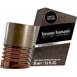 Bruno Banani No Limits toaletní voda pro muže 30 ml