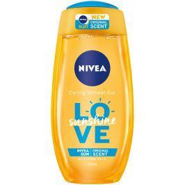 Nivea Love Sunshine osvěžující sprchový gel 250 ml