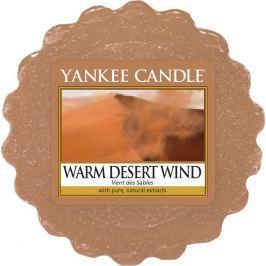 Yankee Candle Warm Desert Wind - Teplý pouštní vítr vonný vosk do aromalampy 22 g