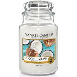 Yankee Candle Coconut Splash - Kokosové osvěžení vonná svíčka Classic velká sklo 623 g
