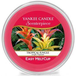 Yankee Candle Meltcup Tropical Jungle - Tropická džungle, Scenterpiece vonný vosk do elektrické aromalampy 61 g