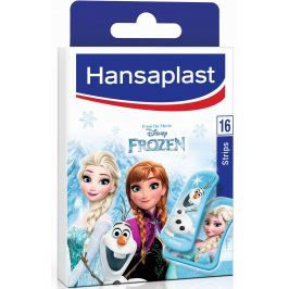 Hansaplast Disney Frozen náplasti s dětským motivem 20 kusů