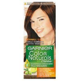Garnier Color Naturals Créme barva na vlasy 5.3 Světlá hnědá zlatá