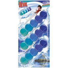 Dr. Devil Polar Aqua BiColor 5Ball Wc závěs 3 x 35 g