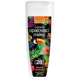 Bione Cosmetics Sun Bio SPF28 Ochranné opalovací mléko 200 ml