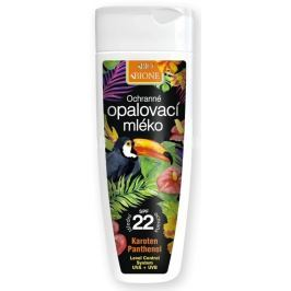 Bione Cosmetics Sun Bio SPF22 Ochranné opalovací mléko 200 ml