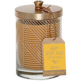 Yankee Candle Wanderlust Tumbler Warm Desert Wind - Teplý pouštní vítr vonná svíčka sklo 283 g
