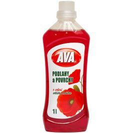 Ava Vlčí mák univerzální tekutý čisticí prostředek na podlahy a jiné omyvatelné povrchy 1 l