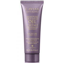 Alterna Caviar Moisture Intense Oil Treatment Olejová kaviárová hydratační před šamponová podkladová péče pro velmi suché, hrubé, nepoddajné vlasy 25 ml Mini