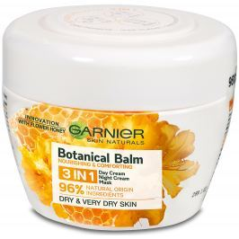 Garnier Skin Naturals Botanical Balm Honey 3v1 multifunkční pleťový krém pro suchou a velmi suchou pleť 150 ml