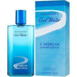 Davidoff Cool Water Caribbean Summer Edition toaletní voda pro muže 125 ml