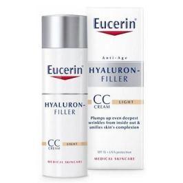 Eucerin Hyaluron-Filler SPF15 CC krém denní proti vráskám 01 Light 50 ml