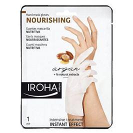 Iroha Nourishing Vyživující maska na ruce a nehty s arganovým olejem 2 x 9 ml