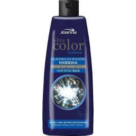 Joanna Ultra Color Vlasový přeliv modrý 150 ml