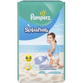 Pampers Splashers 4-5 jednorázové pleny do vody 9-15 kg 12 kusů