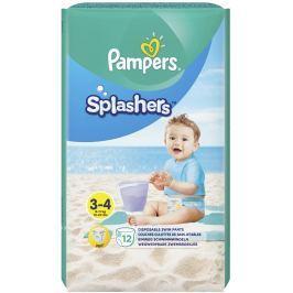 Pampers Splashers 3-4 jednorázové pleny do vody 6-11 kg 12 kusů