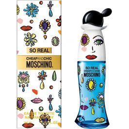 Moschino So Real Cheap and Chic toaletní voda pro ženy 100 ml