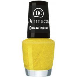 Dermacol Nail Polish Mini Summer Collection lak na nehty 09 Dazzling Sun 5 ml
