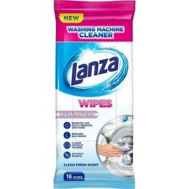 Lanza Washing Machine Cleaner Wipes Multi-Action ubrousky na čištění pračky 16 kusů
