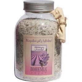 Bohemia Gifts & Cosmetics Levandule s bylinkami Uklidňující sůl do koupele 1,2 kg