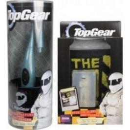 Top Gear Sonic elektrický zubní kartáček + kelímek + ručník s motivem pro děti dárková sada