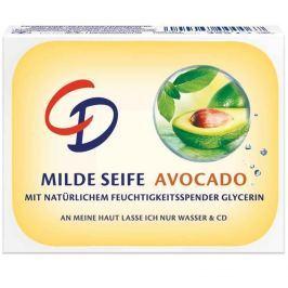 CD Avocado s glycerinem toaletní mýdlo 125 g