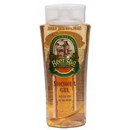 Bohemia Gifts & Cosmetics Beer Spa Pivní extrakt sprchový gel 250 ml