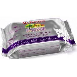 Ma Provence Bio Černý rybíz pravé Marseille toaletní mýdlo 100 g